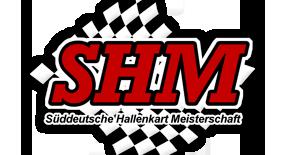 Logo der Süddeutschen Hallenkart Meisterschaft
