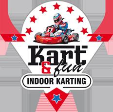 Logo der Kartbahn Kart & fun